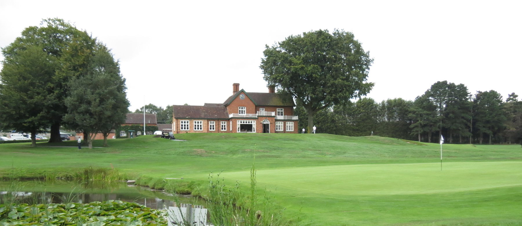 Blackwell GC - venue for 2020 Brandhall Gold Vase and Club Scratch Foursomes Finals