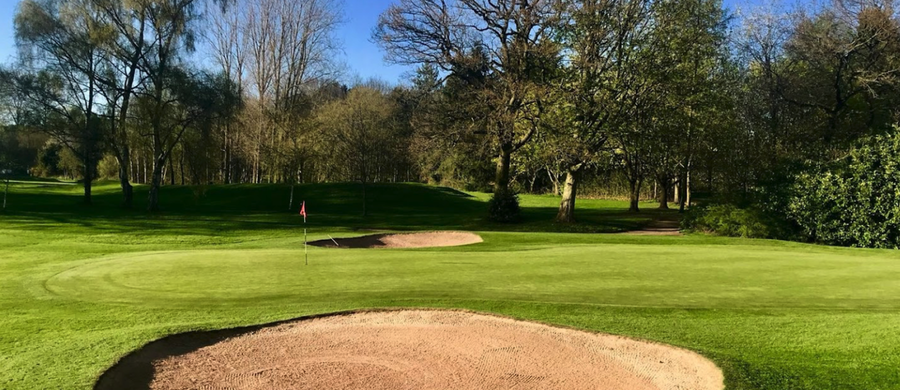 Kidderminster GC - venue for 2020 Worcestershire Open and County Mixed 4BBB