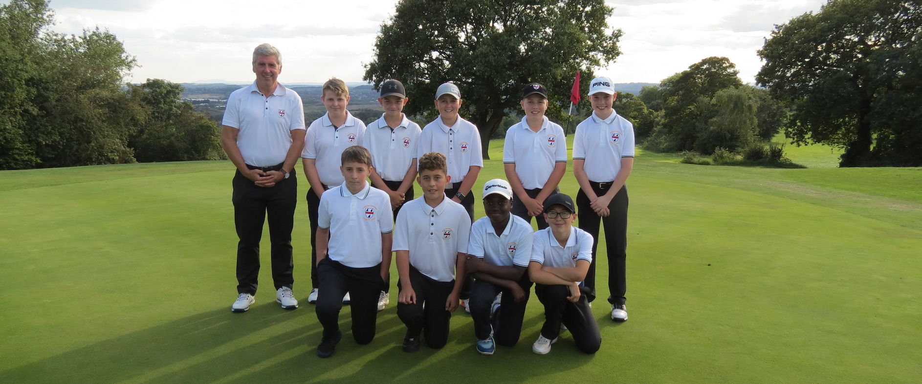 U14s produce great away win against Staffordshire at Sedgley GC 8.9.19