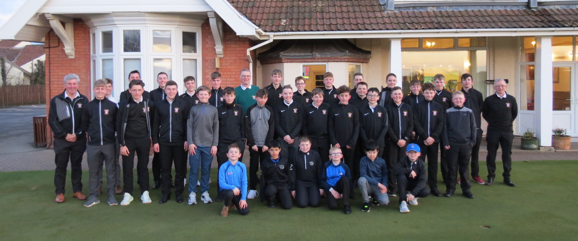 County Boys visit Burnham and Berrow for a great day out -15.3.20