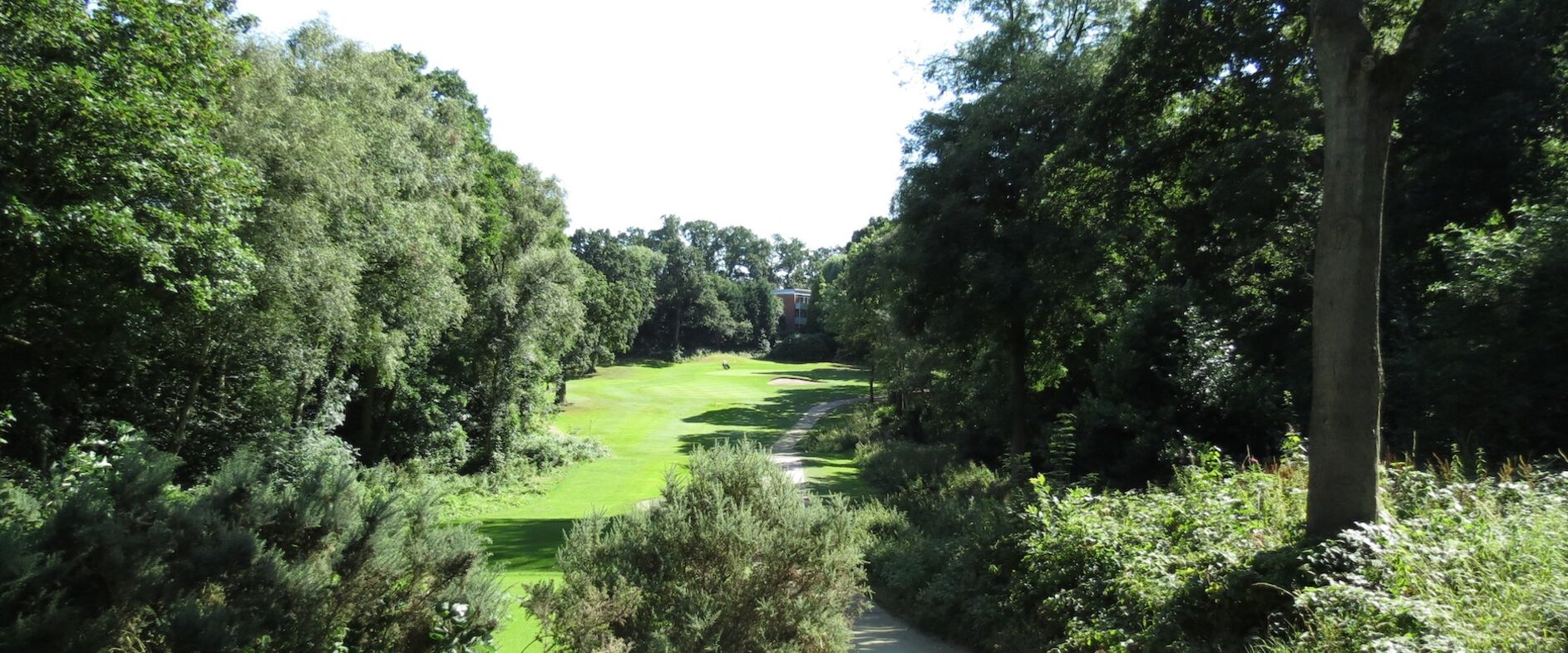 Moseley GC in the heart of the City of Birmingham